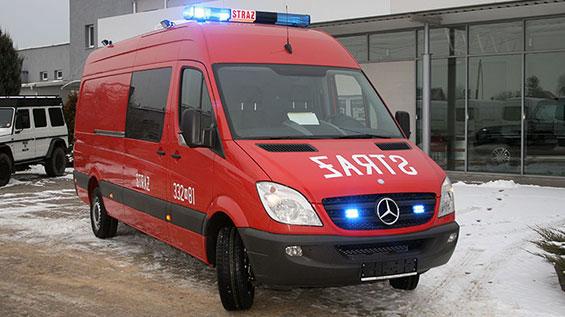 Lekki pojazd kwatermistrzowski